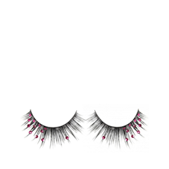 Накладные ресницы Flutter Lashes Isabella with Fuschia Crystals