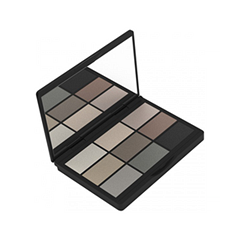Тени для век GOSH Copenhagen 9 Shades 004 (Цвет 004 To be cool in Copenhagen variant_hex_name 857168)