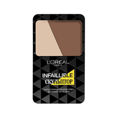 Корректор LOreal Paris Infaillible Sculpt 03 (Цвет 03 Средний variant_hex_name DDC3AC)