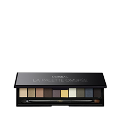Тени для век LOreal Paris La Palette Ombree Color Riche