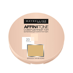 ����� Maybelline New York Affinitone Powder 20 (���� 20 ����������-������� ��� 50.00)