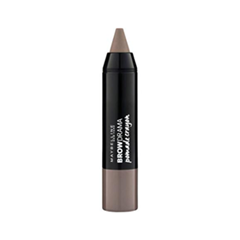 Карандаш для бровей Maybelline New York Brow Drama Pomade Crayon 01 (Цвет Blonde variant_hex_name 8E7F74)