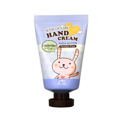 ���� ��� ��� Rainbow Sense of Care Hand Cream Shea Butter Lavender (����� 35 ��)