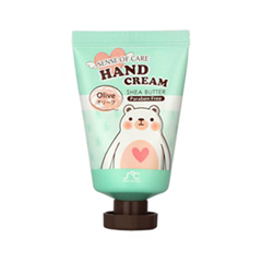 ���� ��� ��� Rainbow Sense of Care Hand Cream Shea Butter Olive (����� 35 ��)