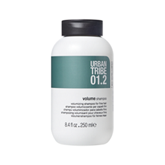 Шампунь Urban Tribe 01.2 Volume Shampoo (Объем 250 мл) стайлинг urban tribe пенка 06 1 kaptor medium объем 250 мл