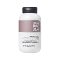 Шампунь Urban Tribe 01.4 Shampoo Nourish (Объем 250 мл) стайлинг urban tribe пенка 06 1 kaptor medium объем 250 мл
