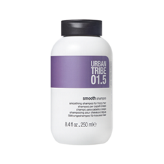 Шампунь Urban Tribe 01.5 Shampoo Smooth (Объем 250 мл) стайлинг urban tribe пенка 06 1 kaptor medium объем 250 мл