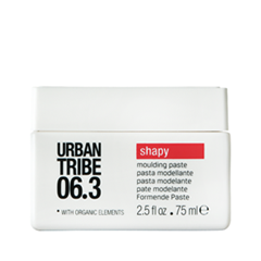 Стайлинг Urban Tribe Моделирующая паста 06.3 Shapy (Объем 75 мл)