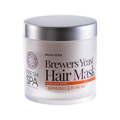 ����� Natura Siberica Bania Detox Brewers Yeast Hair Mask (����� 400 ��)
