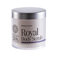 Скрабы и пилинги Natura Siberica Imperial Caviar Royal Body Scrub (Объем 400 мл)