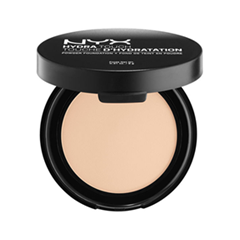 Пудра NYX Professional Makeup Hydra Touch Powder Foundation 02 (Цвет 02 Ivory variant_hex_name D49F75)