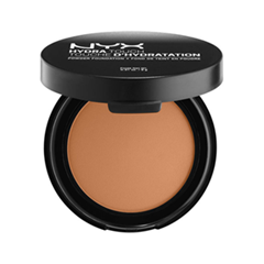 Пудра NYX Professional Makeup Hydra Touch Powder Foundation 13 (Цвет 13 Sable variant_hex_name 97613F) nyx professional makeup стойкая тональная основа total control drop foundation deep sable