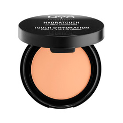 Пудра NYX Professional Makeup Hydra Touch Powder Foundation 08 (Цвет 08 Golden variant_hex_name BB7841)