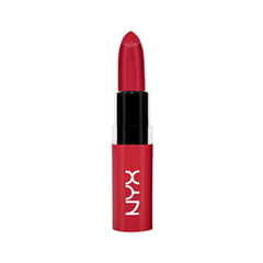 Помада NYX Professional Makeup Butter Lipstick 08 (Цвет 08 Mary Janes variant_hex_name B84B55)