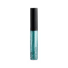 �������� NYX Liquid Crystal Liner LCL110 (���� LCL110 Crystal Jade)