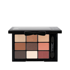 ���� ��� ��� NYX Love in Paris Eye Shadow Palette 09 (���� 09 Merci Beaucoup)