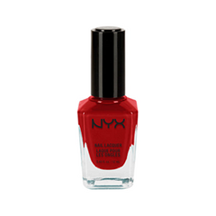 ��� ��� ������ NYX Nail Lacquer 35 (���� 35 Red Pumps)