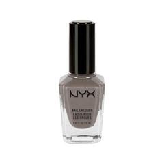��� ��� ������ NYX Nail Lacquer 65 (���� 65 Gray Matter)