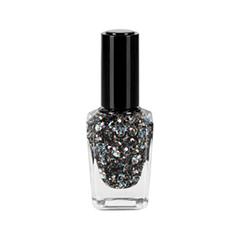 Лак для ногтей NYX Professional Makeup Nail Lacquer 77 (Цвет 77 City Lights variant_hex_name 080804)