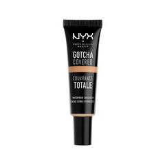 Консилер NYX Professional Makeup Gotcha Covered Concealer 03 (Цвет 03 Beige variant_hex_name DDB492) nyx cosmetics concealer jar beige 0 25 ounce