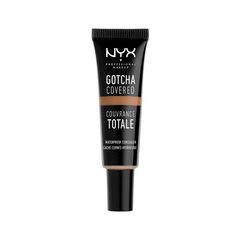 Консилер NYX Professional Makeup Gotcha Covered Concealer 09 (Цвет 09 Deep variant_hex_name 754520) nyx professional makeup стойкая тональная основа total control drop foundation deep sable
