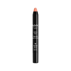 Карандаш для губ NYX Professional Makeup Jumbo Lip Pencil 701 (Цвет 701 Jumbo Lip Pencil  variant_hex_name 9F7978)