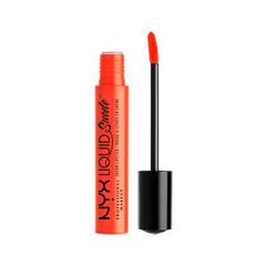 Жидкая помада NYX Professional Makeup Liquid Suede Cream Lipstick 05 (Цвет 05 Orange County  variant_hex_name FD501E) наши