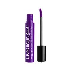 Жидкая помада NYX Professional Makeup Liquid Suede Cream Lipstick 10 (Цвет 10 Amethyst variant_hex_name 6A2384)