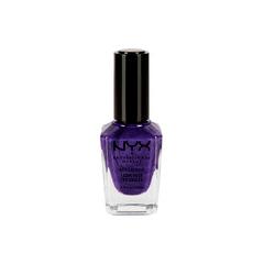 Лак для ногтей NYX Professional Makeup Nail Lacquer 51 (Цвет 51 Midnight Dinner variant_hex_name 453562)