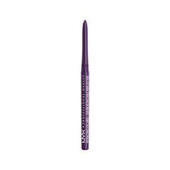 Карандаш для глаз NYX Professional Makeup Retractable Eye Liner 17 (Цвет 17 Deep Purple variant_hex_name 504065)