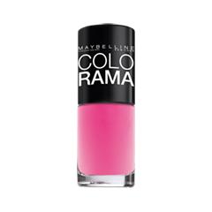 Лак для ногтей Maybelline New York Colorama 262 (Цвет 262 Розы Амстердама variant_hex_name E74A8B)