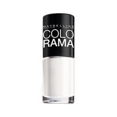 Лак для ногтей Maybelline New York Colorama 51 (Цвет 51 Белый снег variant_hex_name E3DFDD)