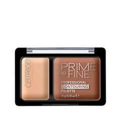 ��������� Catrice Prime And Fine Professional Contouring Palette 020 (���� 020 Warm Harmony)