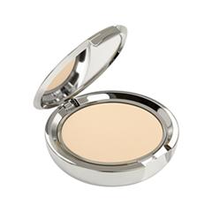 Пудра Chantecaille Compact Makeup Powder Foundation Shell (Цвет Shell  variant_hex_name F5E1C2) спонж isadora compact foundation sponge refill 1 шт
