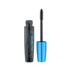 Тушь для ресниц Catrice 3D Lash Multimizer Effect Mascara Waterproof (Объем 010 Black Waterproof)