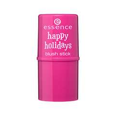 ������ essence Happy Holidays Blush Stick 02 (���� 02 Sugar Plum Fairy)