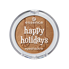 Тени для век essence Happy Holidays Eyeshadow 02 (Цвет 02 Santa, Baby!)