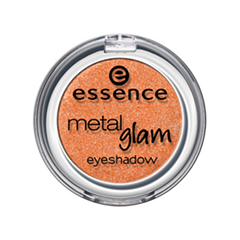 Тени для век essence Metal Glam Eyeshadow 06 (Цвет 06 Miss Tangerine variant_hex_name E87E45)