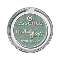 Тени для век essence Metal Glam Eyeshadow 11 (Цвет 11 Lucky Grasshopper variant_hex_name 558777)
