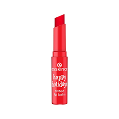 Цветной бальзам для губ essence Happy Holidays Tinted Lip Balm 01 (Цвет 01 Run, run Rudolph)