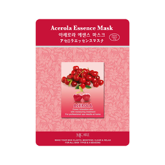 Тканевая маска Mj Care Acerola Essence Mask (Объем 23 г)