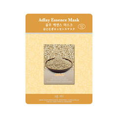 Тканевая маска Mj Care Adlay Essence Mask (Объем 23 г)