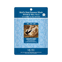 Тканевая маска Mj Care Birds Nest Essence Mask (Объем 23 г)