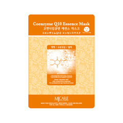 Тканевая маска Mj Care Coenzyme Q10 Essence Mask (Объем 23 г)