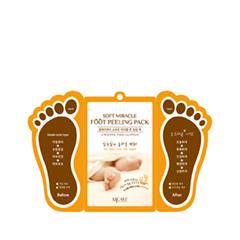 Носочки для педикюра Mj Care Foot Peeling Pack (Объем 2*15мл)