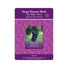 Тканевая маска Mj Care Grape Essence Mask (Объем 23 г)