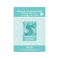Тканевая маска Mj Care Hyaluronic Acid Essence Mask (Объем 23 г)