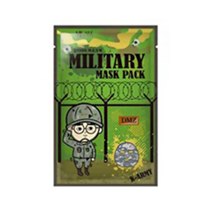 Маски Mj Care Military Mask (Объем 25 г)