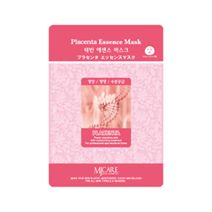 Тканевая маска Mj Care Placenta Essence Mask (Объем 23 г)