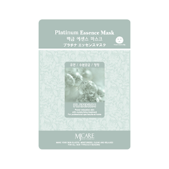 Тканевая маска Mj Care Platinum Essence Mask (Объем 23 г)